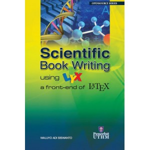 Scientific Book Writing Using LYX a front-end of Latex