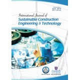 International Journal of Sustainable Construction Engineering and Technology (Volume 1 No. 1)