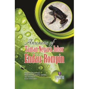 Anuran Of Taman Negara Johor Endau Rompin